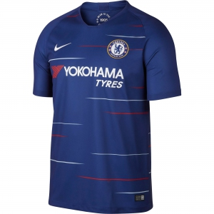 Jersey - Chelsea Home Jersey 2018/2019 Football Jersey Online Malaysia | Jersey Clothing Murah Harga Price