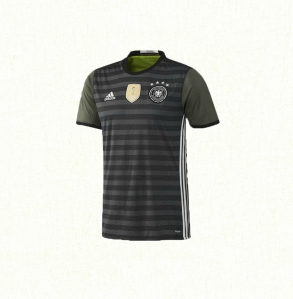 Germany Away Euro Jersey 2016  Kits Player Issue Adizero Addidas Jersi Sports