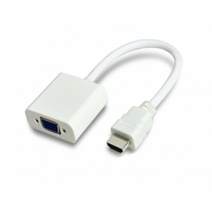 HDMI Cable - HDMI to VGA Converter Adapter Cable Malaysia | Kabel HDMI to VGA Murah Harga Price