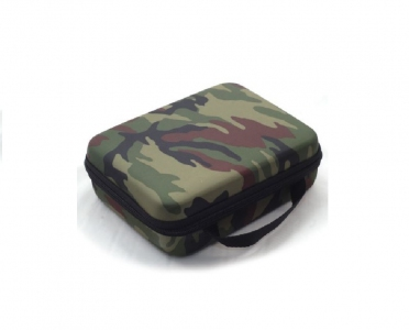 GoPro SJCAM EKEN XiaoYi Action Camera Camo Colour Travel Casing Bag