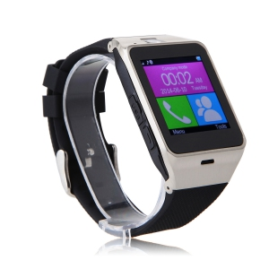 GV18 A Plus Touch Screen SIM Card Smart Watch Malaysia