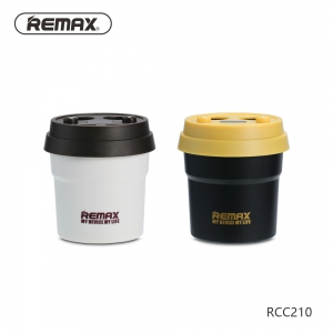 REMAX RCC210 Coffee Cup LED Dual USB Car Charger