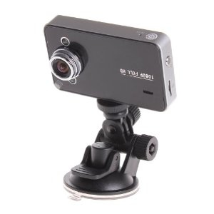 K-6000 Full HD 1080p Vehicle DVR with G-Sensor Car Camcorder Camera K6000