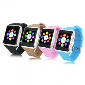 A1 Touch Screen Sim Card Smart Watch Malaysia Phone