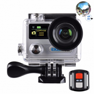 H3R EKEN Action Camera Malaysia SJCAM GOPRO 2 Inch LCD Dual Screen Wifi Sport Cam Ultra 4K HD with Remote Control