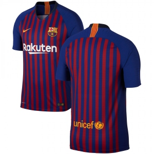 Jersey - Barcelona Home Jersey 2018/2019 Football Jersey Online Malaysia | Jersey Clothing Murah Harga Price