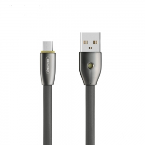 Original Remax RC-043M Knight Micro USB Android LED Breathe Cable