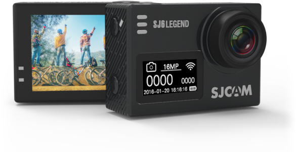 SJCAM SJ6 LEGEND 4K Wifi Action Camera Sports Video Camera Touch Screen 4K 24FPS