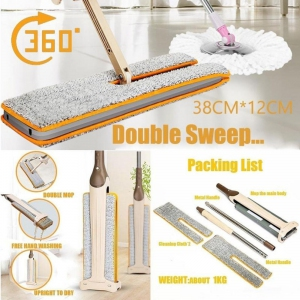 Spin Mop - 360 Spin Automatic Squeeze Mop | Spin Mop Malaysia Murah Harga Price