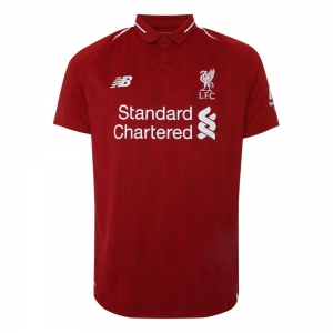 Jersey - Liverpool FC Home Jersey 2018/2019 Football Jersey Online Malaysia | Jersey Clothing Murah Harga Price