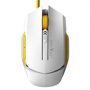 James Donkey 112 LED Light Wired / Wireless Gaming Mouse 6 button