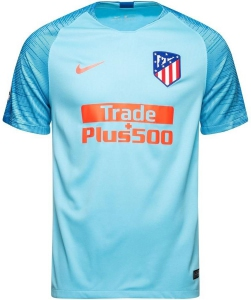 Jersey - Atletico Madrid Away Jersey 2018/2019 Football Jersey Online Malaysia | Jersey Clothing Murah Harga Price