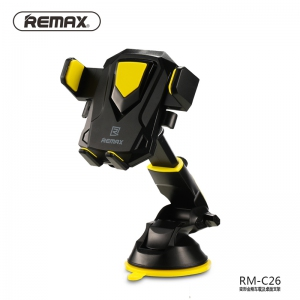 Remax RM-C26 RMC26 Transformer Car Desktop Phone Holder 360 rotation