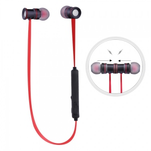 Earphone - Magnet Bluetooth Sports Earphone Headset Malaysia | Headphone Murah Harga Price