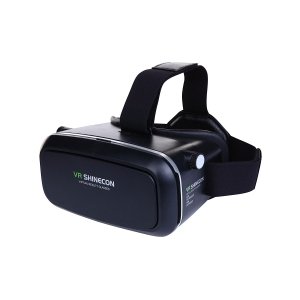 VR SHINECON Virtual Reality Headset 3D VR Box Glasses
