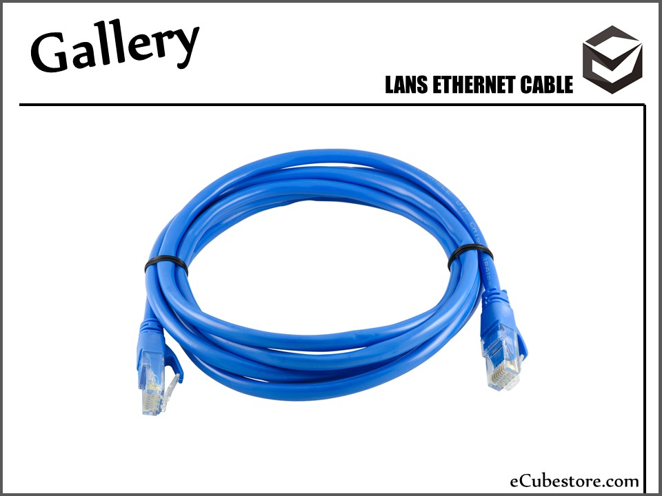 Ethernet Cable - RJ45 Network Intern (end 7/26/2020 9:21 PM)