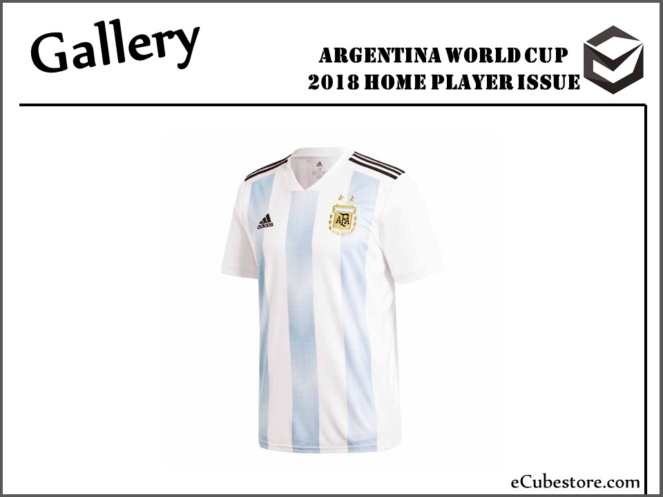 84d80059741 Jersey - Argentina Home Player Issue World Cup Official 2018 Football Jersey  Online Malaysia