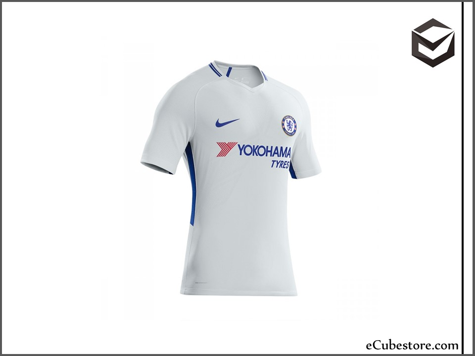 size 40 f677a ad3d7 Jersey - Chelsea Away Jersey 2017/2018 Football Jersey Online Malaysia |  Jersey Clothing Murah Harga Price