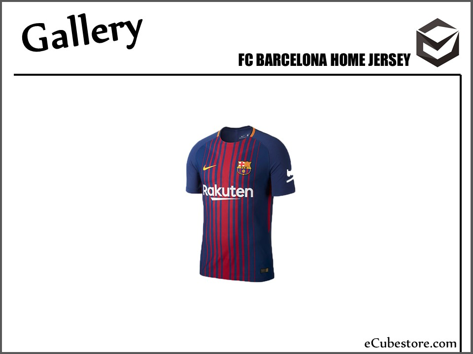 official photos 03f46 86060 Jersey - FC Barcelona Home Jersey 2017/2018 Football Jersey Online Malaysia