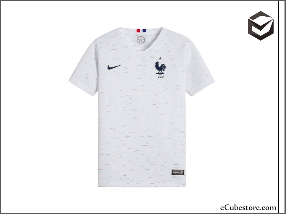 official photos aeb8d be74e Jersey - France Away World Cup Official 2018 Jersey Football Jersey Online  Malaysia | Jersey Clothing Murah Harga Price