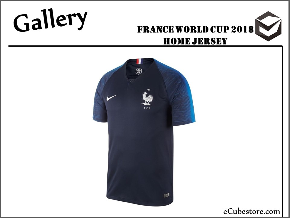 on sale feb37 6b311 Jersey - France Home World Cup Official 2018 Football Jersey Online  Malaysia