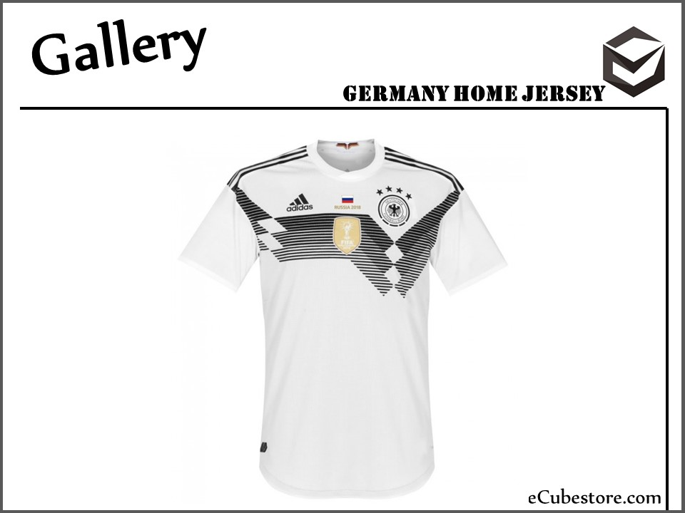 Jersey - Germany Home World Cup Official 2018 Football Jersey Online  Malaysia  615a6d9d7