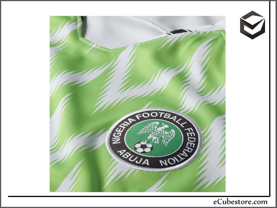 buy popular faab9 65f4b Jersey - Nigeria Home World Cup Official 2018 Jersey Football Jersey Online  Malaysia | Jersey Clothing Murah Harga Price