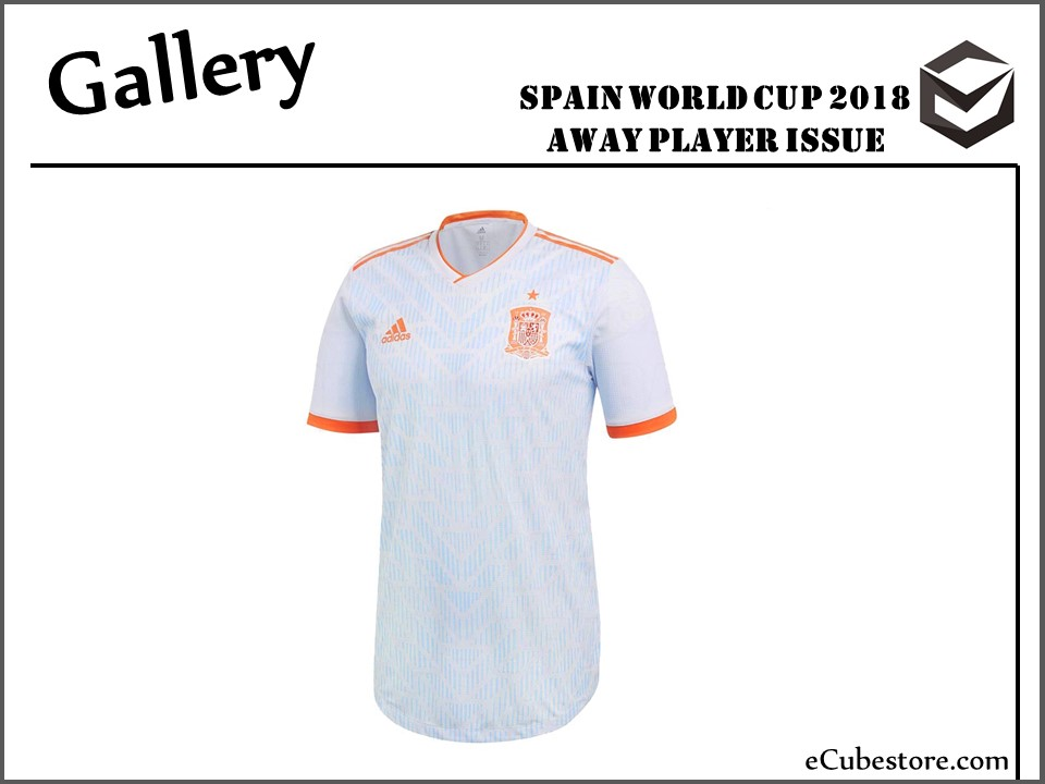 best sneakers 746fd b6316 Jersey - Spain Away Player Issue World Cup Official 2018 Football Jersey  Online Malaysia | Jersey Clothing Murah Harga Price