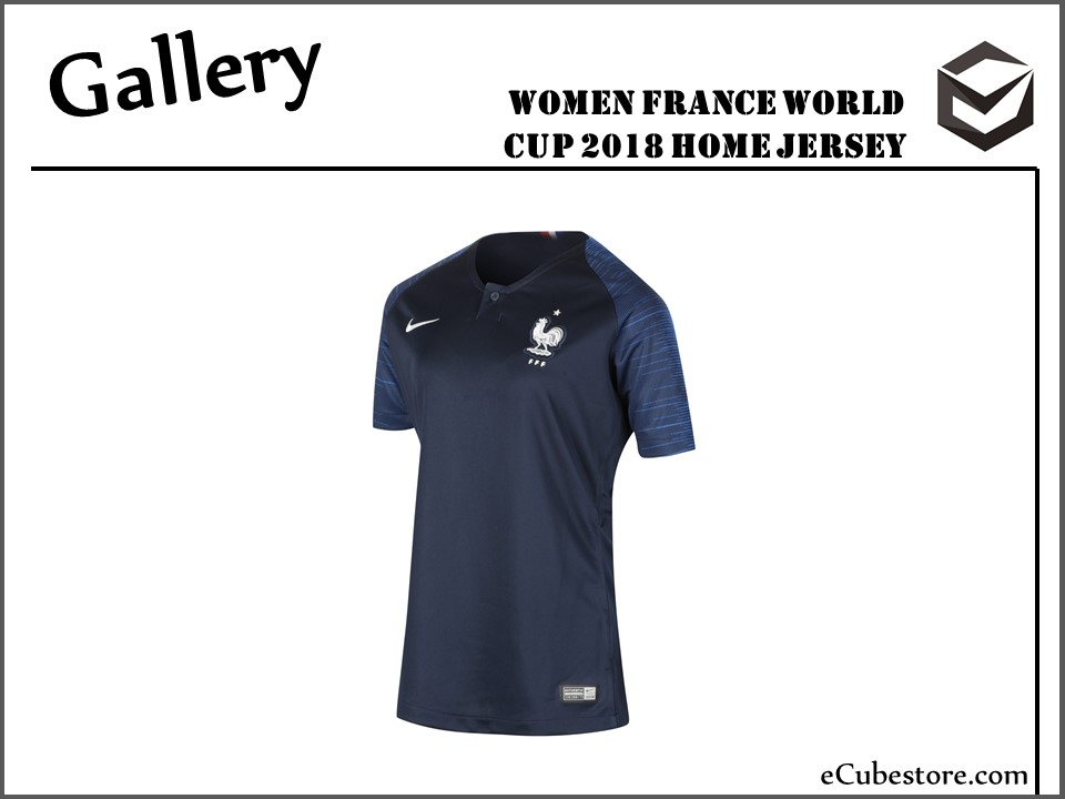 new concept 7e11c 679cb Jersey - Women France Home World Cup Official 2018 Jersey Football Jersey  Online Malaysia | Jersey Clothing Murah Harga Price