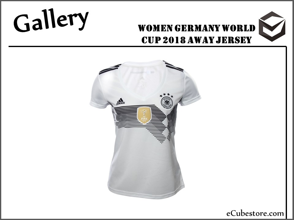 Jersey - Women Germany Home World Cup Official 2018 Jersey Football Jersey  Online Malaysia 159108a75