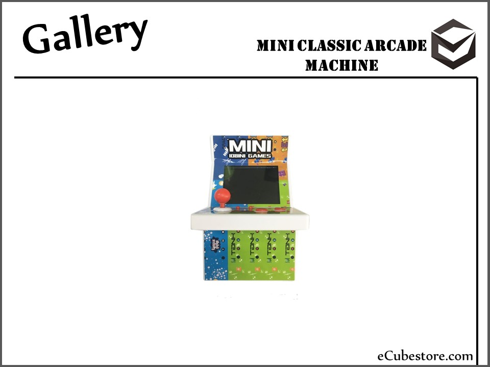 Mini Arcade - Mini Arcade 108 In Gam (end 7/26/2020 8:36 PM)