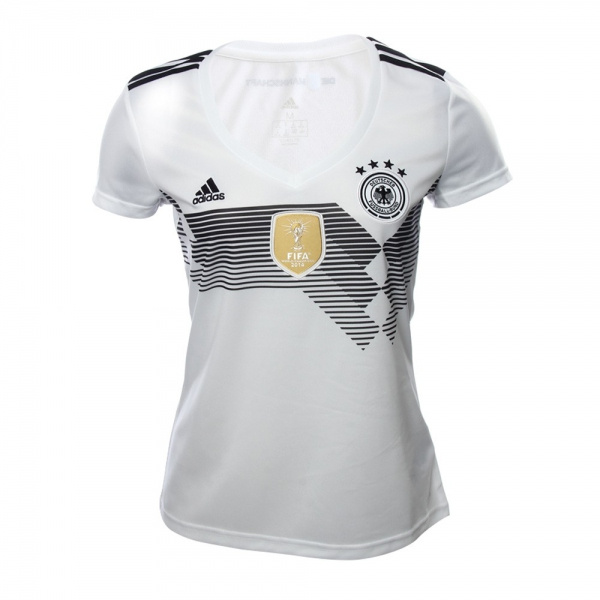 Jersey - Women Germany Home World Cup Official 2018 Jersey Football Jersey  Online Malaysia  4beae4bde