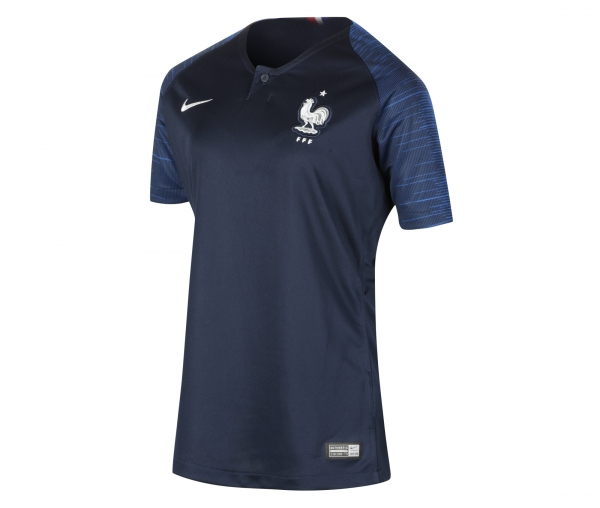 new concept 5d47e 73163 Jersey - Women France Home World Cup Official 2018 Jersey Football Jersey  Online Malaysia | Jersey Clothing Murah Harga Price
