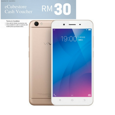 ViVO Y66 16MP Front Camera 3GB Ram Smartphone (FREE RM30 Cash Voucher)