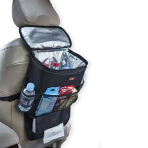 Car Accessories - Auto Car Seat Back Insulated Storage Bag  | Storage Bag Malaysia Murah Harga Price
