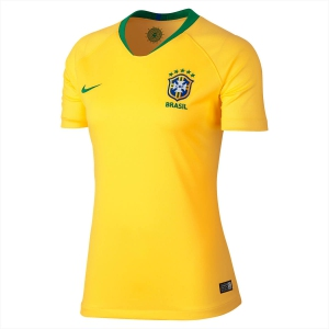 Jersey - Women Brazil Home World Cup Official 2018 Jersey Football Jersey Online Malaysia | Jersey Clothing Murah Harga Price