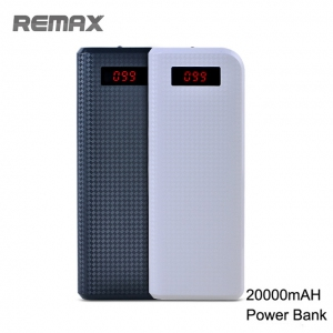 Power Bank - REMAX Proda PowerBox Slim LED 20000mAh Powerbank Malaysia | Powerbank Murah Harga Price