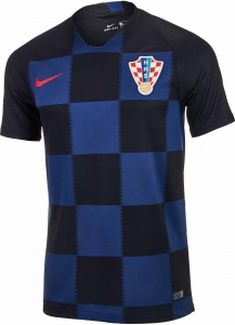 Jersey - Croatia Away World Cup Official 2018 Football Jersey Online Malaysia | Jersey Clothing Murah Harga Price