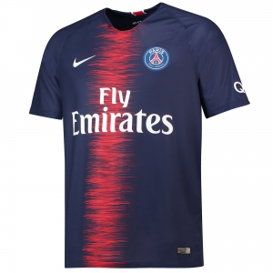 Jersey - Paris Saint Germain Home Jersey 2018/2019 Football Jersey Online Malaysia | Jersey Clothing Murah Harga Price