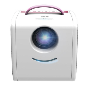Projector - AUN Q2 Kids Toy Mini Projector | Portable Mini Projector Malaysia Murah Harga Price