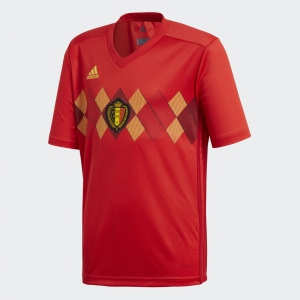 Jersey - Belgium Home World Cup Official 2018 Football Jersey Online Malaysia | Jersey Clothing Murah Harga Price