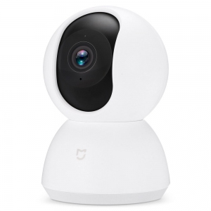 Camera - Xiaomi Mijia 360 Pan-tilt Night Vision WiFi IP Smart 720P CCTV Camera | Best IP Camera Malaysia Murah Harga Price