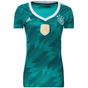 Jersey - Women Germany Away World Cup Official 2018 Jersey Football Jersey Online Malaysia | Jersey Clothing Murah Harga Price