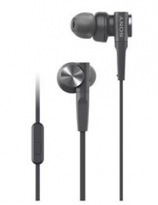 Earphone - Sony MDR-XB55AP Extra Bass with Mic | Headphone Beats Murah Harga Price