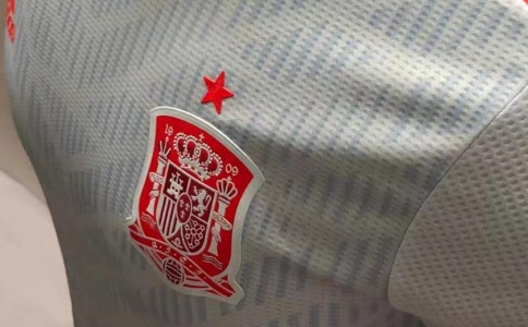 Jersey - Spain Away Player Issue World Cup Official 2018 Football Jersey Online Malaysia | Jersey Clothing Murah Harga Price