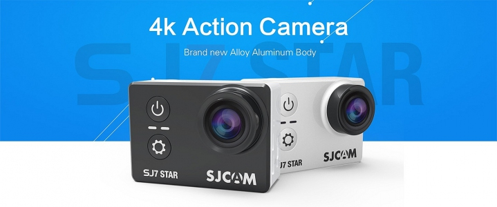Action Camera - SJCAM SJ7 STAR Touch Screen 4K Wifi Action Camera Malaysia | Action Camera Murah Harga Price | Action Camera Malaysia