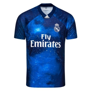 Jersey - Real Madrid EA Sports Kits Edition 2018/2019 Football Jersey Online Malaysia | Jersey Clothing Murah Harga Price