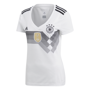 Jersey - Women Germany Home World Cup Official 2018 Jersey Football Jersey Online Malaysia | Jersey Clothing Murah Harga Price