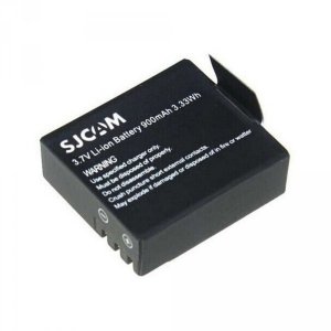 Camera Battery - SJCAM 3.7V Li-ion Battery | SJCAM Malaysia