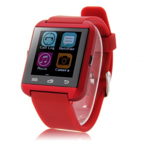 Smart Watch - U8 Uwatch Bluetooth Touch Screen Smart Watch Malaysia | Smart Watch Murah Harga Price